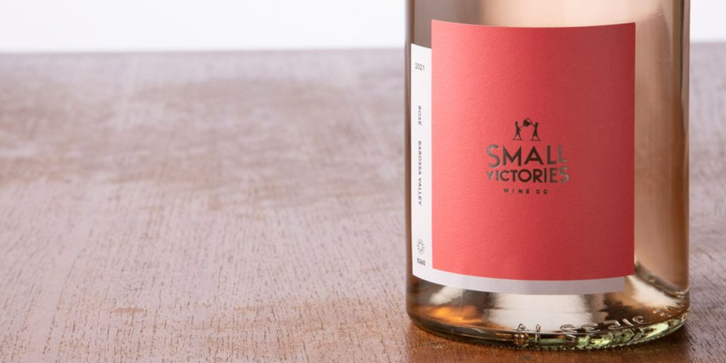 Small Victories Wine Co Rose